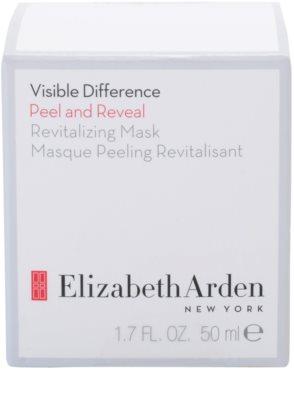 Elizabeth Arden Visible Difference mascarilla peel-off con efecto revitalizante 3