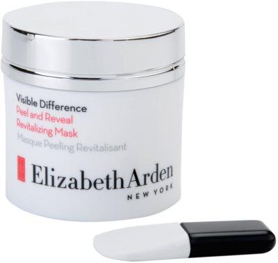 Elizabeth Arden Visible Difference luščilna maska z revitalizacijskim učinkom