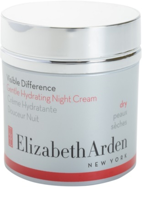 Elizabeth Arden Visible Difference creme hidratante de noite para pele seca