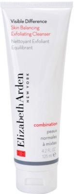 Elizabeth Arden Visible Difference Schaum - Peeling für normale Haut und Mischhaut