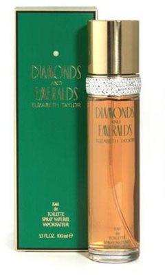 Elizabeth Taylor Diamonds and Emeralds Eau de Toilette für Damen
