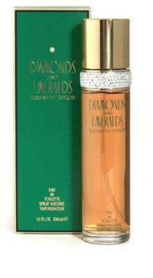 Elizabeth Taylor Diamonds and Emeralds Eau de Toilette para mulheres