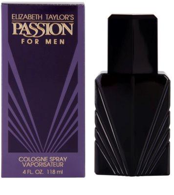 Elizabeth Taylor Passion Eau de Cologne para homens
