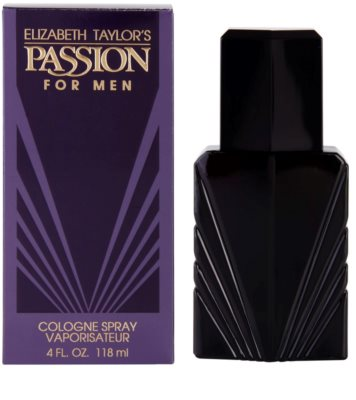 Elizabeth Taylor Passion kölnivíz férfiaknak