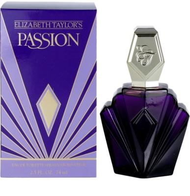 Elizabeth Taylor Passion Eau de Toilette für Damen