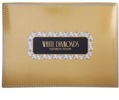 Elizabeth Taylor White Diamonds coffret presente 2