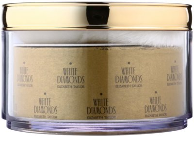 Elizabeth Taylor White Diamonds Körperpuder für Damen 2