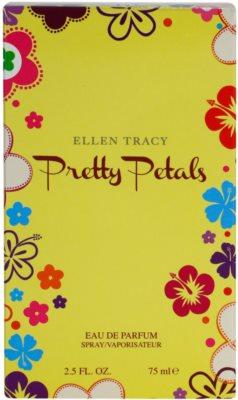 Ellen Tracy Petals eau de parfum para mujer 4