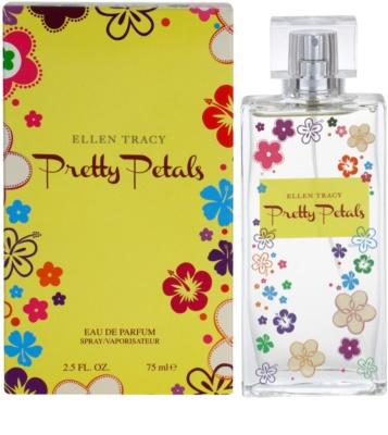 Ellen Tracy Petals Eau de Parfum para mulheres