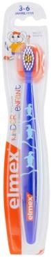 Elmex Caries Protection cepillo de dientes para niños  suave