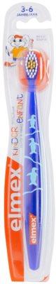 Elmex Caries Protection periuta de dinti pentru copii fin
