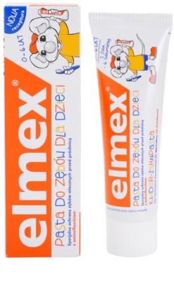 Elmex Caries Protection dentífrico para crianças 1