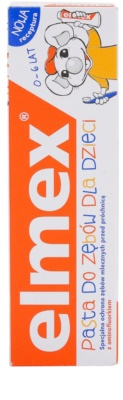 Elmex Caries Protection dentífrico para crianças 3