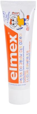 Elmex Caries Protection zubní pasta pro děti