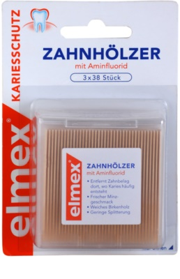 Elmex Caries Protection Dental-Zahnstocher