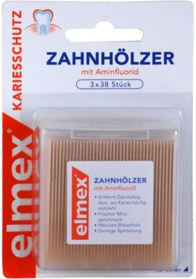 Elmex Caries Protection scobitoare