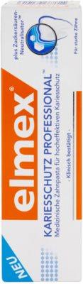 Elmex Caries Protection Zahnpasta für einen hoch wirksamen und effektiven Schutz vor Karies 2