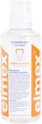 Elmex Caries Protection apa de gura protectie impotriva cariilor dentare