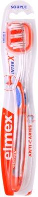 Elmex Caries Protection perie de dinti fin