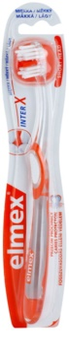 Elmex Caries Protection escova de dentes com cabeça curta soft
