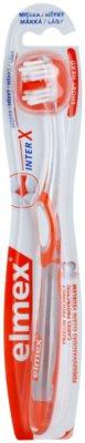 Elmex Caries Protection Zahnbürste mit Kurzkopf weich