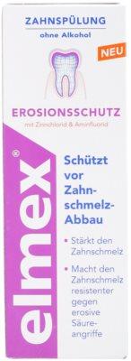 Elmex Erosion Protection Mundwasser schützt den Zahnschmelz 3