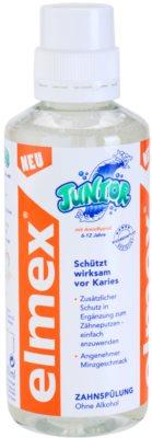 Elmex Junior elixir bocal para crianças