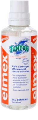 Elmex Junior apa de gura pentru copii 4
