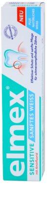 Elmex Sensitive Zahnpasta für natürlich weiße Zähne 3