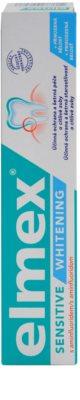 Elmex Sensitive pasta para dentes naturalmente mais brancos 6