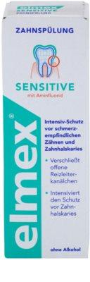 Elmex Sensitive Mundwasser für empfindliche Zähne 3