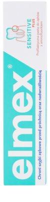 Elmex Sensitive Plus zubní pasta pro citlivé zuby 3