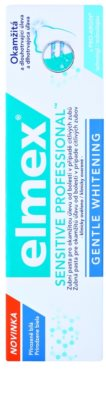 Elmex Sensitive Professional belilna zobna pasta za takojšnje lajšanje bolečine občutljivih zob 2