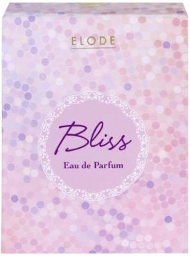 Elode Bliss Eau de Parfum für Damen 3