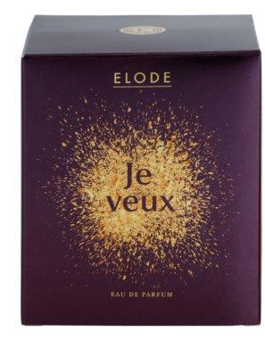 Elode Je Veux Eau de Parfum für Damen 4