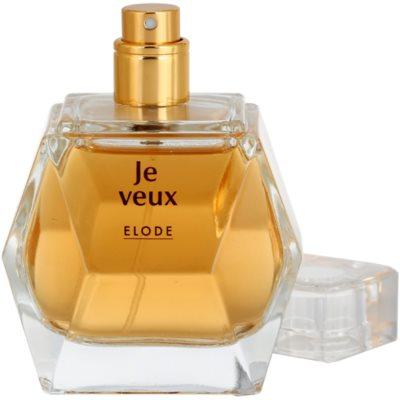 Elode Je Veux Eau de Parfum für Damen 3