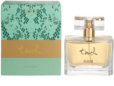 Elode Touch eau de parfum para mujer