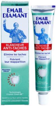 Email Diamant Blancheur Anti-Taches Pasta de branqueamento para manchas no esmalte 1