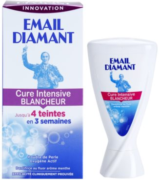 Email Diamant Cure Intensive Blancheur pasta de dientes blanqueadora intensiva 1