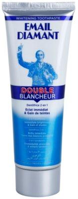 Email Diamant Double Blancheur pasta de dinti pentru albire pentru un zambet radiant