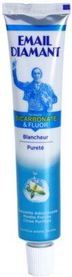 Email Diamant Formule Bicarbonate & Fluor zobna pasta za beljenje zob za svež dah