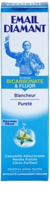 Email Diamant Formule Bicarbonate & Fluor pasta de dientes blanqueadora para aliento fresco 2