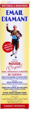 Email Diamant Formule Rouge L'Original pasta  para dientes blancos y radiantes 2