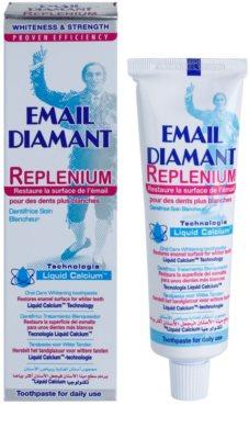 Email Diamant Replenium fehérítő fogkrém fogzománc erősítésére 1