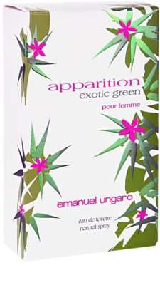 Emanuel Ungaro Apparition Exotic Green eau de toilette nőknek 2