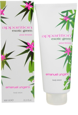 Emanuel Ungaro Apparition Exotic Green Body Lotion for Women