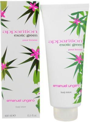 Emanuel Ungaro Apparition Exotic Green Körperlotion für Damen