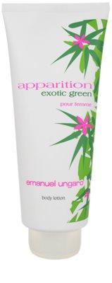 Emanuel Ungaro Apparition Exotic Green Lapte de corp pentru femei 2
