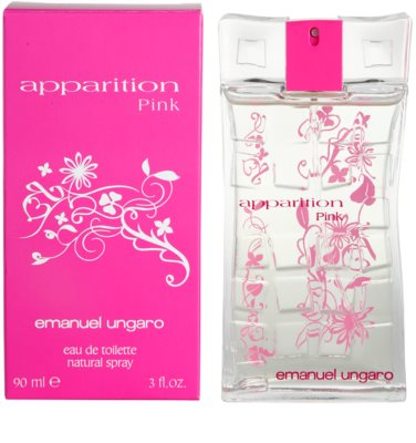 Emanuel Ungaro Apparition Pink eau de toilette para mujer