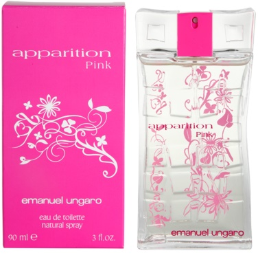 Emanuel Ungaro Apparition Pink toaletní voda pro ženy